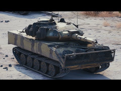World of Tanks XM551 Sheridan - 7 Kills 10,2K Damage