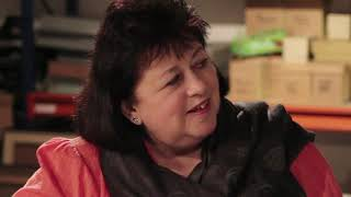 Anne Ray-Jones Interview