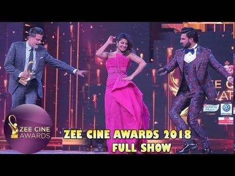Zee Cine Awards 2018 Full Event | Ranveer Singh, Shah Rukh Khan, Priyanka Chopra And Others