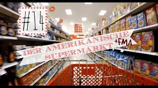 DER AMERIKANISCHE SUPERMARKT   FMA   Au Pair Vlog #14
