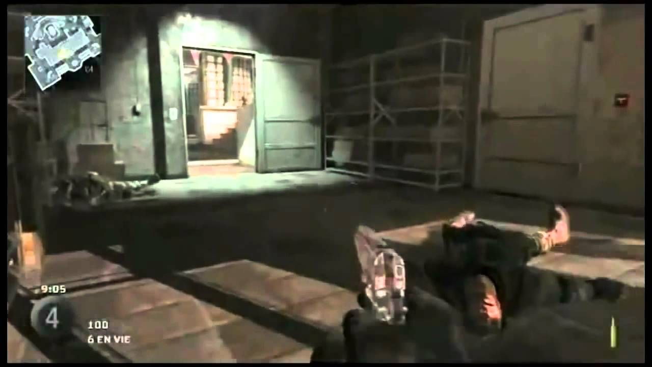 Call of Duty   Black ops   Perfect in hotel 5 vs 1 Une Balle Chargée  M1911