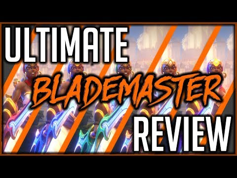 THE ULTIMATE BLADEMASTER REVIEW | Dungeon Hunter Champions