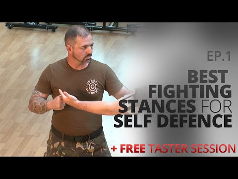 Best Fighting Stances for Self Defense