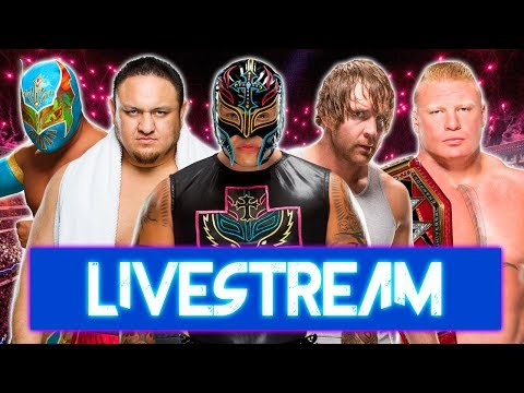 Best in the world, grandslam champion, 4 times royal rumble winner | WWE 2K18 PS4
