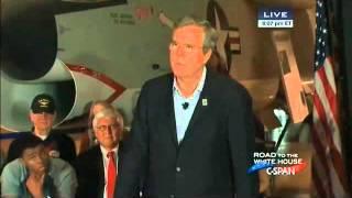 Jeb Bush Will