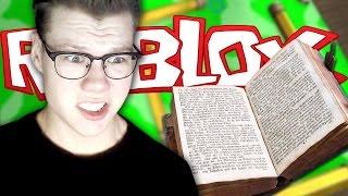 ESCAPE THE LIBRARY OBBY (Roblox)