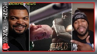 """ICE CUBE """"DEONTAY WILDER GOT ROBBED!"""""""