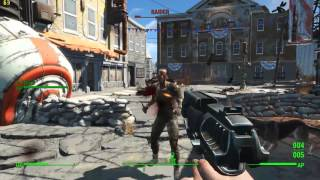 Fallout 4 FPS Test Dual Core G3258 , GTX 750, 1080p, Low Settings