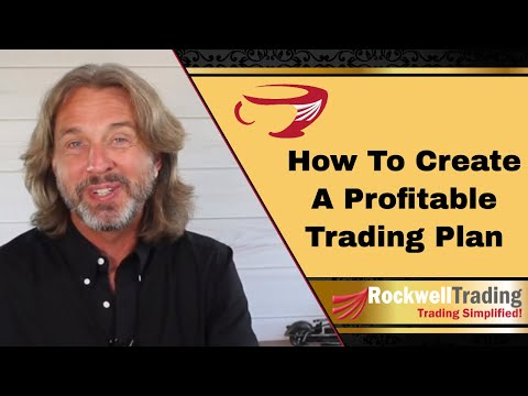How To Create A Trading Plan Vs. Trading Strategy – Step by Step