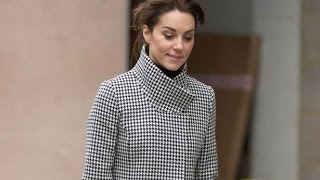 Kate Middleton has Christmas wrapped up as she's spotted shopping in Chelsea