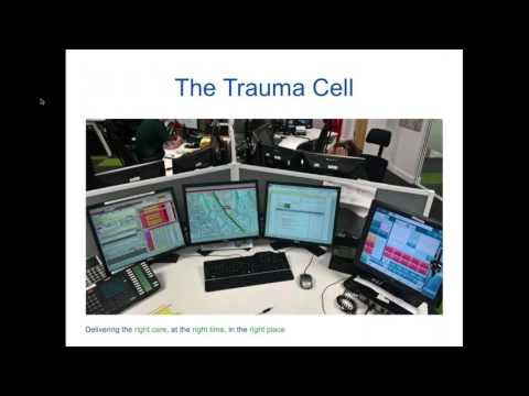 Is this major trauma? The trauma cell and what it does