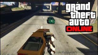 Grand Theft Auto 5 - Crash Compilation #1