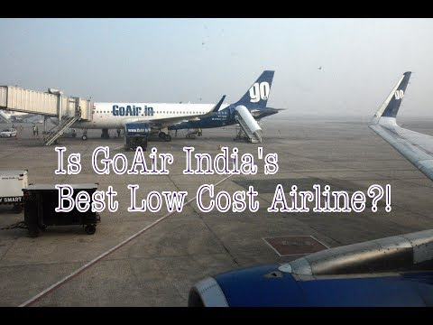 #78: IS GO AIR INDIA'S BEST LOW COST AIRLINE?! | Kolkata to New Delhi | G8128 | Airbus A320