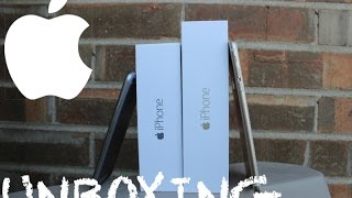 iPhone 6 and 6 Plus - Unboxing (SPACE GREY & GOLD)