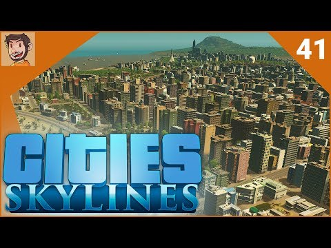 Cities: Skylines - Part 41