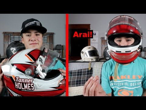 Why The Arai GP-6s M6 Is My Favorite Helmet For Racing!