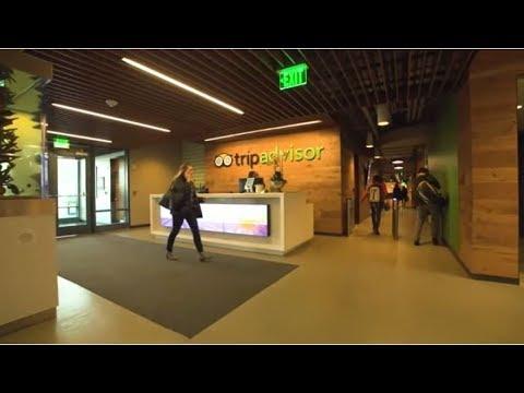 Working At TripAdvisor - Tour the Headquarters