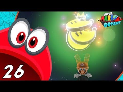 FINAL SECRETO de Super Mario Odyssey