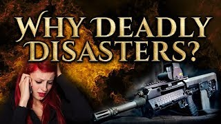 Why Deadly Disasters: What in the WORLD is Going On? LIVE STREAM