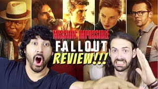 MISSION: IMPOSSIBLE - FALLOUT - MOVIE REVIEW!!!