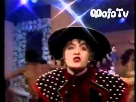 Rap da Rapa no Milk Shake (1991) - Tv Manchete - Funk de Raiz