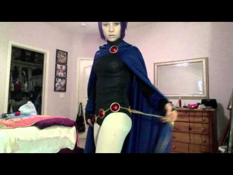 Cosplay tutorial raven teen titans finished cosplay walkthrough cosplay tutorial raven teen titans finished cosplay walkthrough solutioingenieria Choice Image