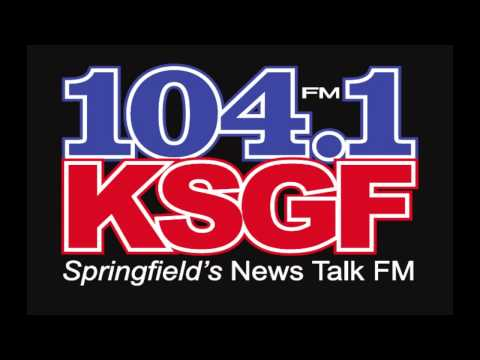 Andrew Demeter on 104.1 KSGF w/ James Clary (12.23.14)