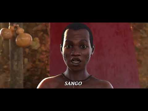"""""""DAWN OF THUNDER"""" 3D Animated Short Film (100% made in NIGERIA)"""