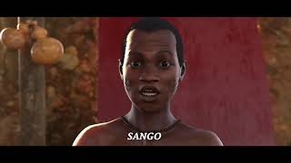 dawn of thunder 3d animated short film 100 made in nigeria