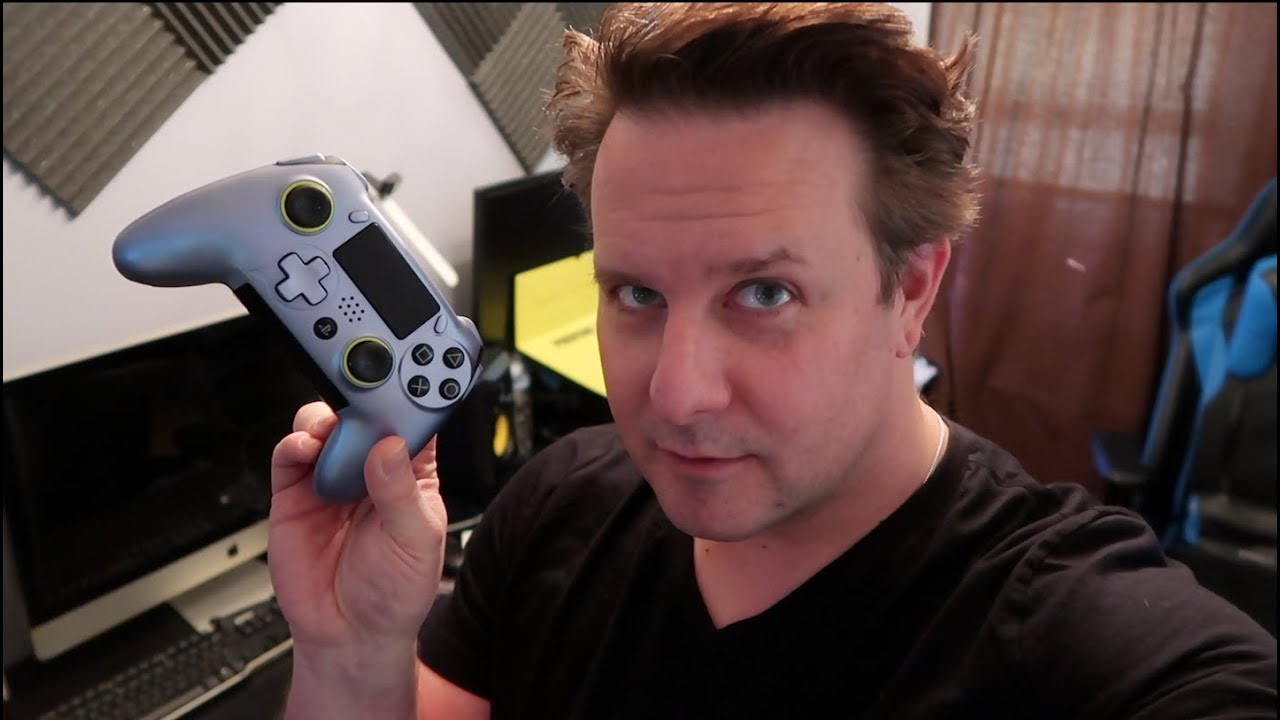 NEW SCUF VANTAGE UNBOXING, REVIEW AND GUIDE! (The Best Controller SCUF Has  Ever Made) PS4