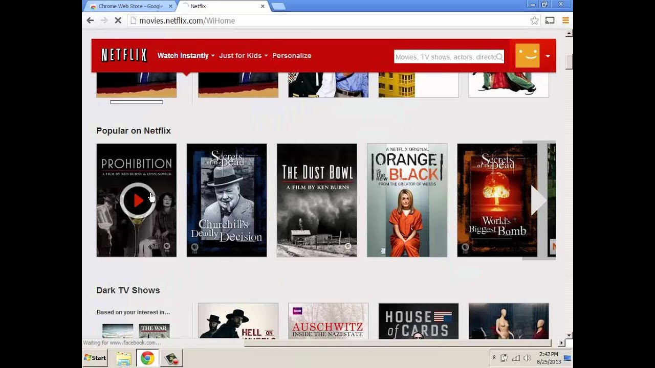 how to delete watched videos on netflix