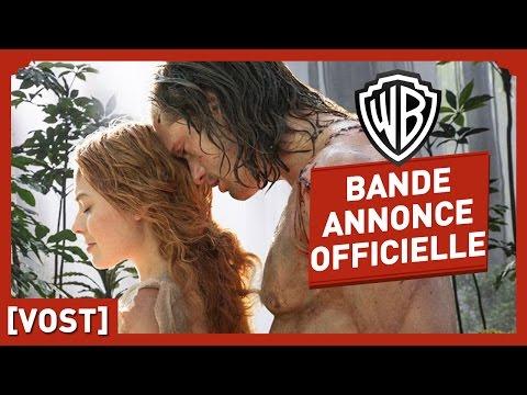 TARZAN - Bande Annonce Officielle 2 (VOST) - Alexander Skarsgård