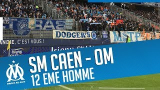 Caen - OM | Le match vu des tribunes
