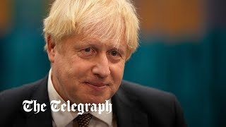 Boris Johnson urges eligible people to get Covid booster jab as cases reach 'high levels'