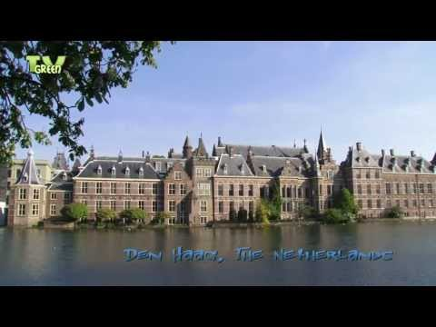 The Hague - Binnenhof - Center of Dutch politics