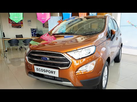 All New Ford Ecosport Facelift Features Walkaround Price Mileage Specifications