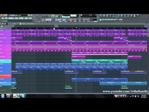 FL Studio 9- Dirty South Crunk Beat