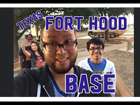 Texas Fort Hood Base