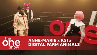 Anne-Marie x KSI x Digital Farm Animals - Don't Play (The One Show)