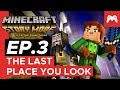 Minecraft: Story Mode - Episode 3: The Last Place You Look   Nintendo Switch Gameplay