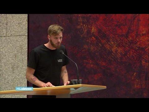 Tim Hofman Aan Het Woord In Tweede Kamer Rtl Nieuws