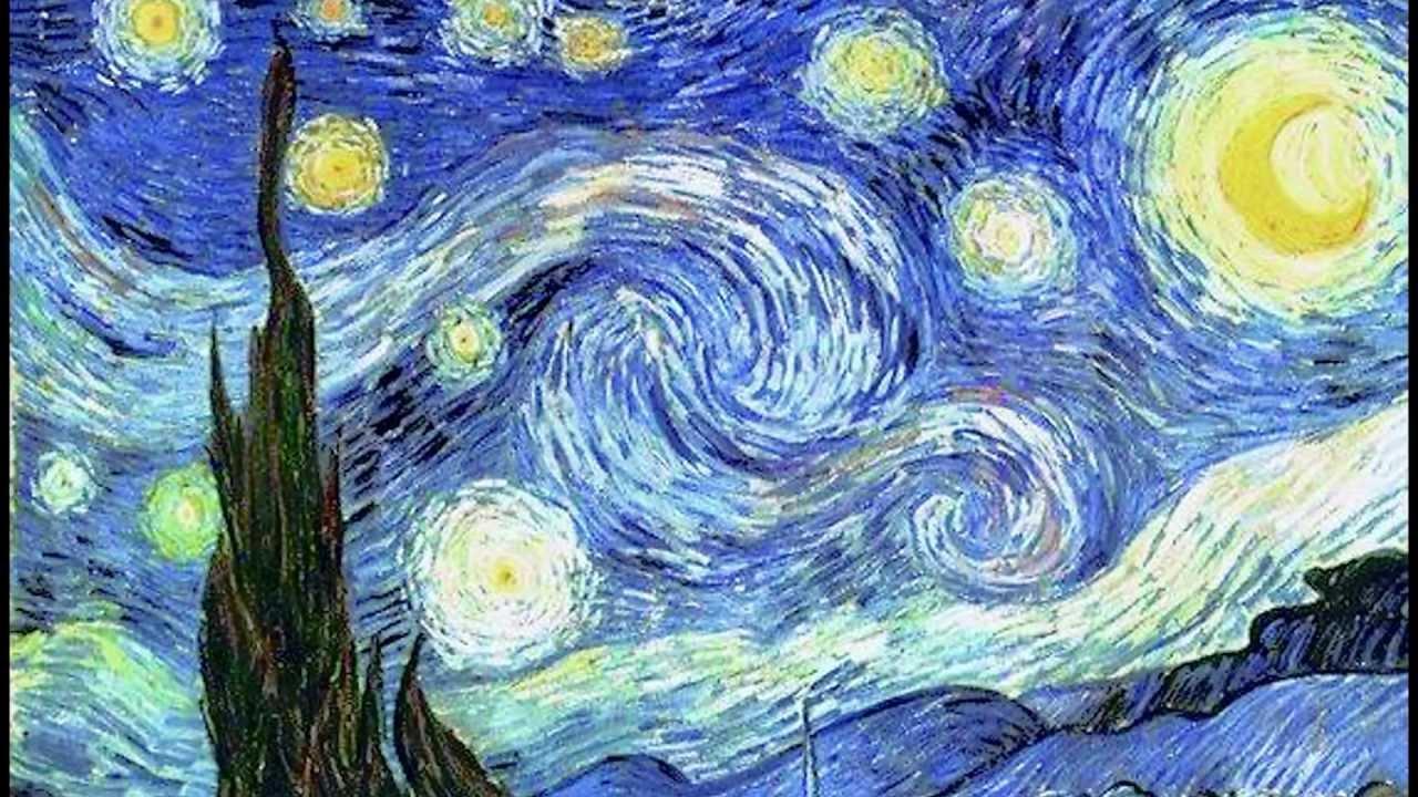 「梵谷 星夜」的圖片搜尋結果