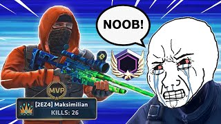 Фото Critical Ops But   Destroy My HATERS In SPEC AL OPS RANKED