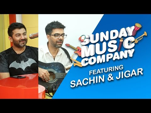 Sachin-Jigar chat about & perform their favourite songs | Sunday Music Company | RJ Neha