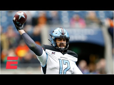 Dallas Renegades vs. Seattle Dragons  Week 3  2020 XFL Highlights