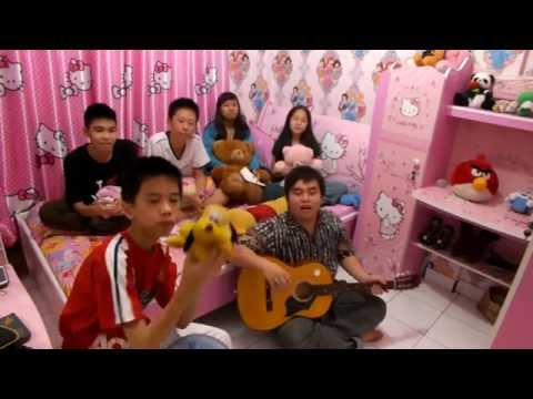[COVER] HEY ANJING - Cameo project | PHP