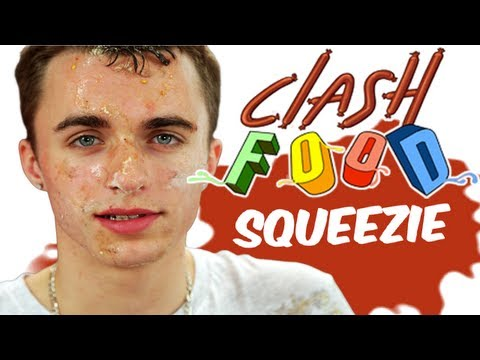 Squeezie vs DarkFuneral : Clash Food