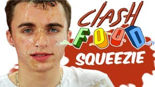 Squeezie vs DarkFuneral : Clash Food