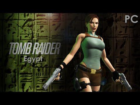 Tomb Raider Walkthrough - Egypt [PC]