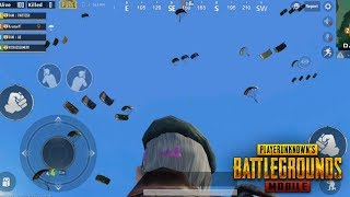 100 PLAYER JUMP IN BOOTCAMP😱 - PUBG MOBILE